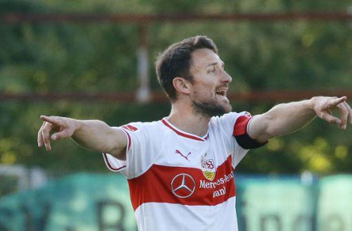 """""""Diri-Gente"""": Wie Christian Gentner beim VfB den Takt vorgibt"""