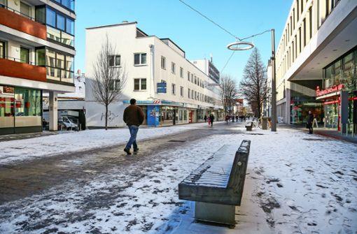 Fußgängerzone soll wieder schön werden