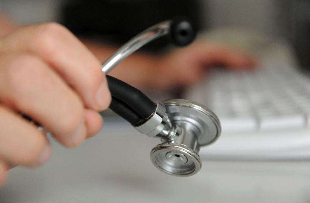 Im Gesundheitswesen gibt es laut einer Studie noch Digitalisierungspotenzial. Foto: dpa