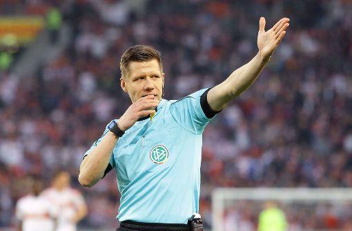 Dieser Schiedsrichter leitet das VfB-Finale