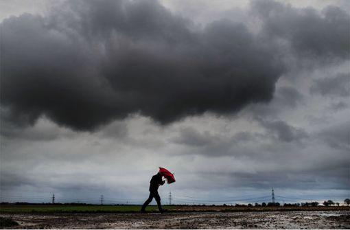 Mit  Handysignalen das  Unwetter vorhersagen
