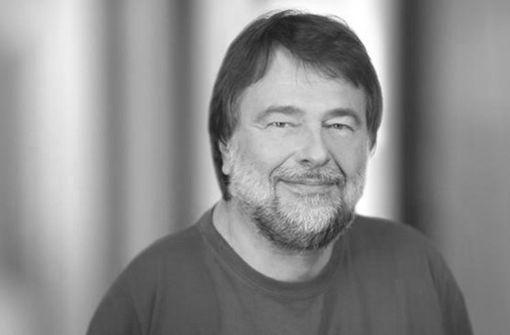 Moderator  Thomas Schmidt überraschend gestorben