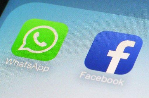 WhatsApp liefert Facebook mehr Nutzerdaten