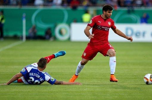 VfB Stuttgart siegt 2:1 bei Holstein Kiel