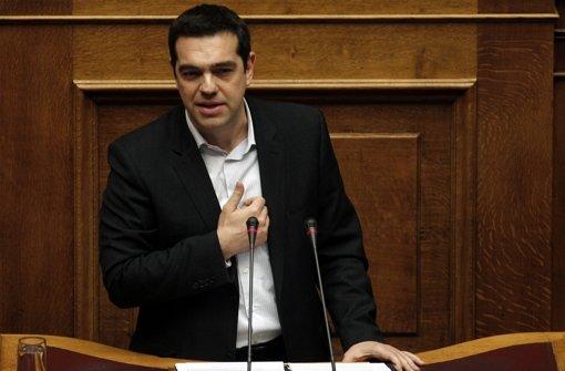Tsipras kann Brüssel kaum überzeugen