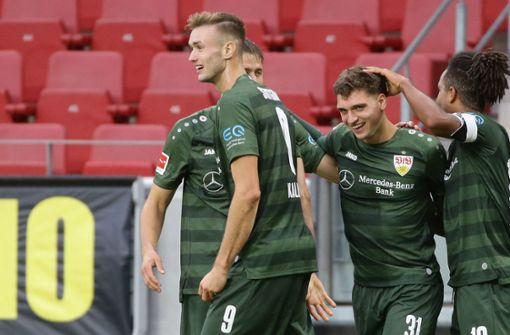 VfB-Talente auf der Beschleunigungsspur