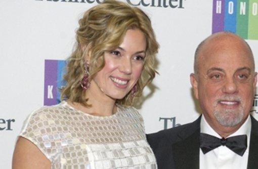 Billy Joel heiratet zum vierten Mal