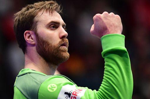 Deutsche Handballer wie verwandelt: Sieg zum Start der Hauptrunde