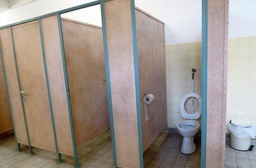 In mancher Toilette stinkt es zum Himmel