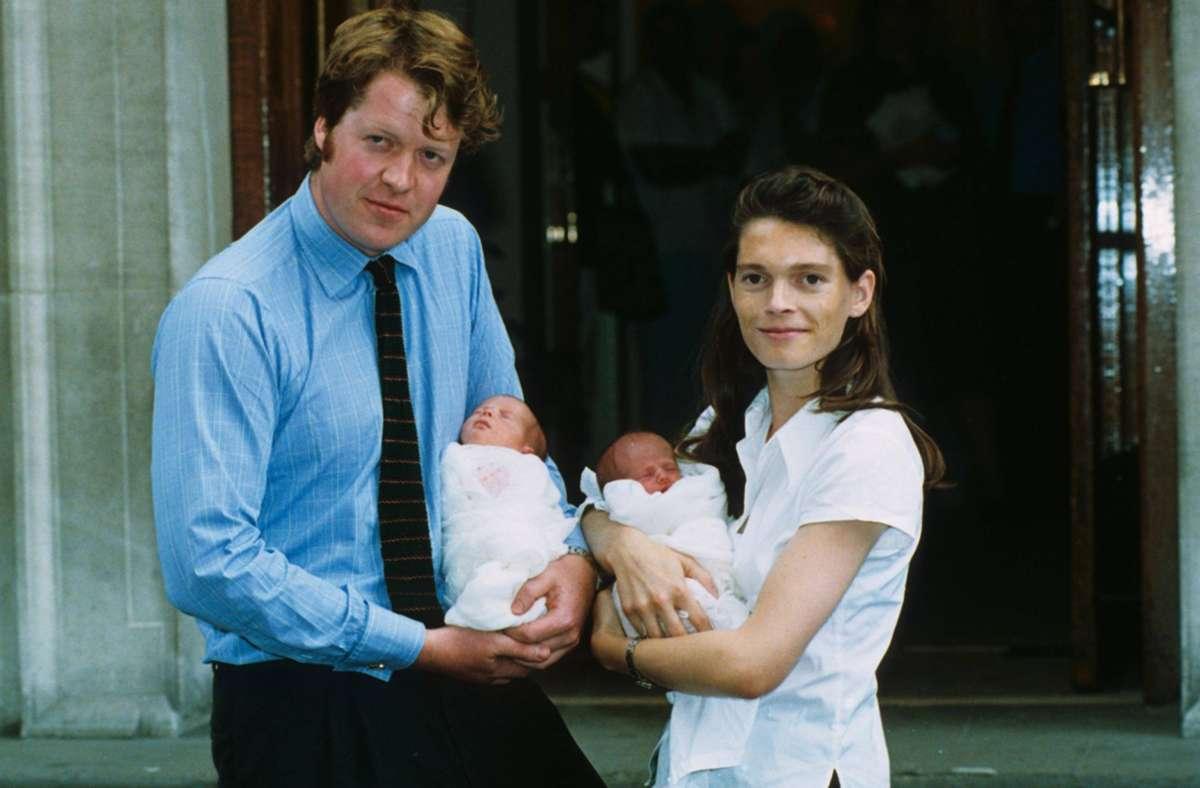 Amelia Spencer und ihre Zwillingsschwester Eliza kamen 1992 zur Welt. Sie sind die Töchter von Charles Spencer und seiner ersten Frau Victoria Lockwood. Foto: Imago/ZUMA Press