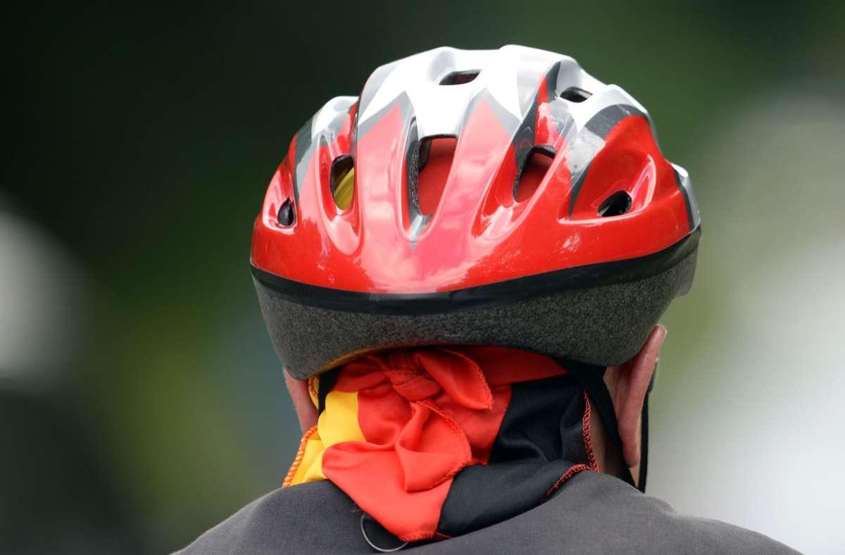 Ein 22-jähriger Radfahrer ist bei einem Unfall in Ludwigsburg verletzt worden. Foto: dpa/Ralf Hirschberger