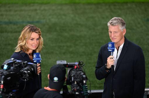 ARD weist Kritik an Interviews nach dem DFB-Aus zurück