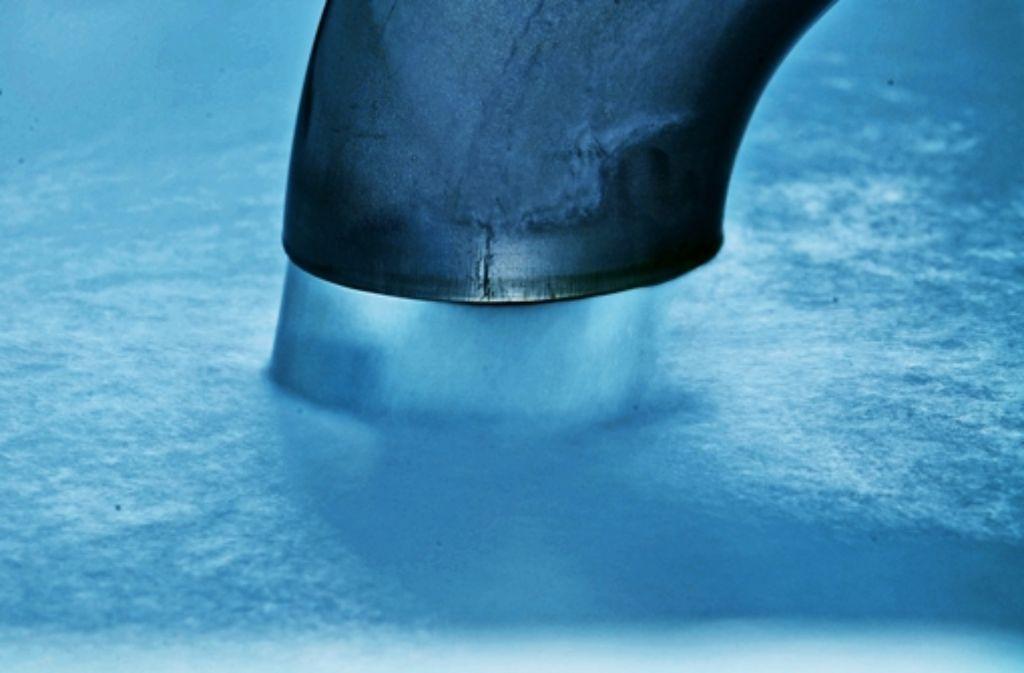 Die Konzeption zur Wasserversorgung soll bis 2021 umgesetzt werden. Foto: Stoppel