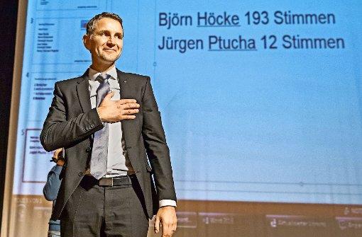 Auch AfD-Politiker Björn Höcke mag jetzt den  Krauthof