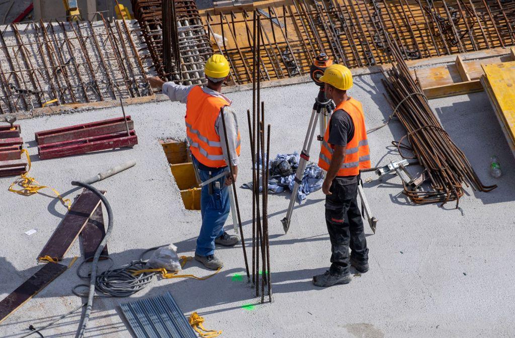 Trotz schwächelnder Konjunktur ist die Zahl der Arbeitslosen im Februar stärker gesunken als in den Vorjahren. Foto: dpa