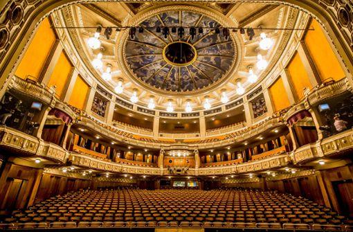 Der Countdown für die Oper läuft