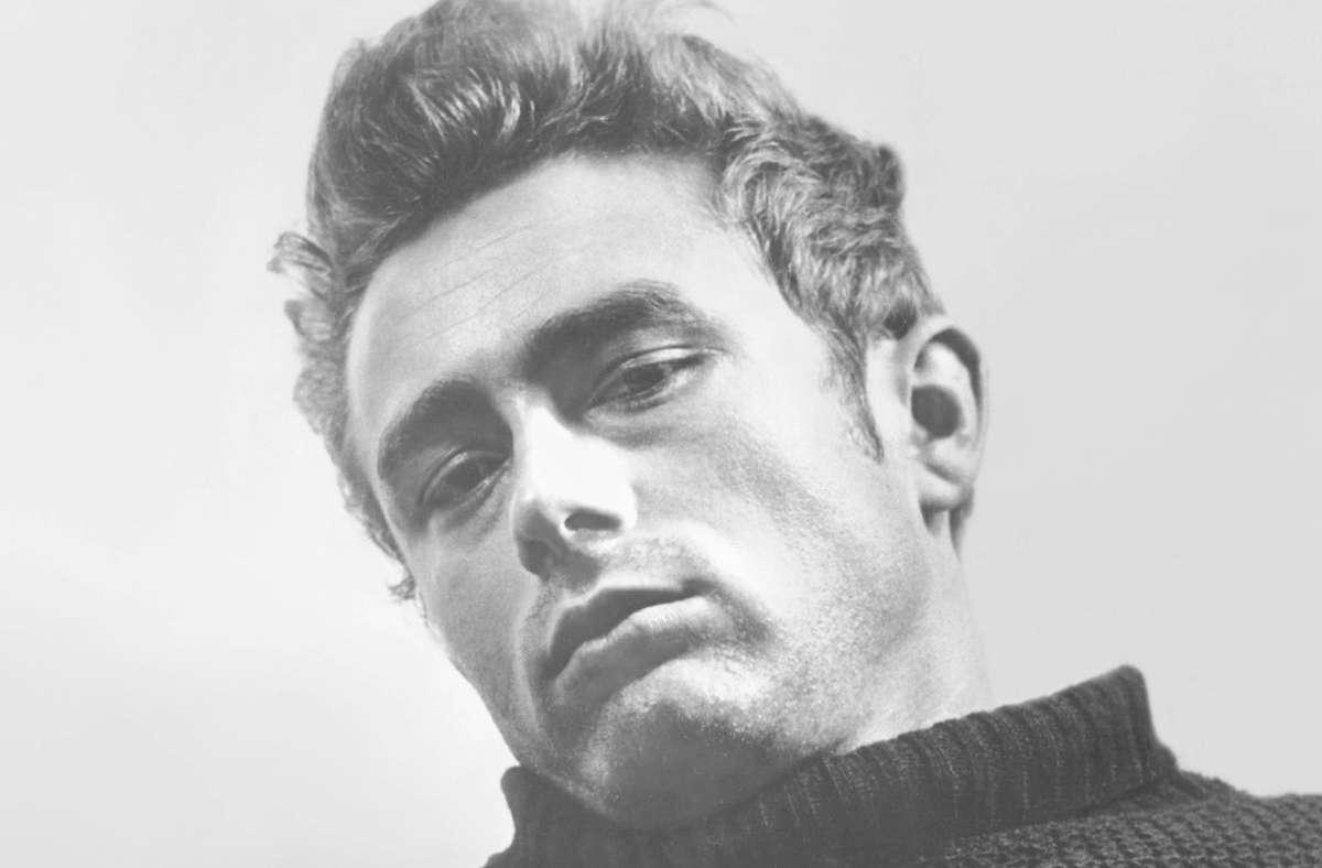 Am 30. September 1955 kam James Dean bei einem Unfall ums Leben, doch er bleibt der ewig junge Rebell. Foto: imago images/Mary Evans/Rights Managed