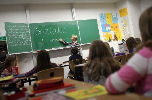 Lehrer klagen zunehmend über Eltern