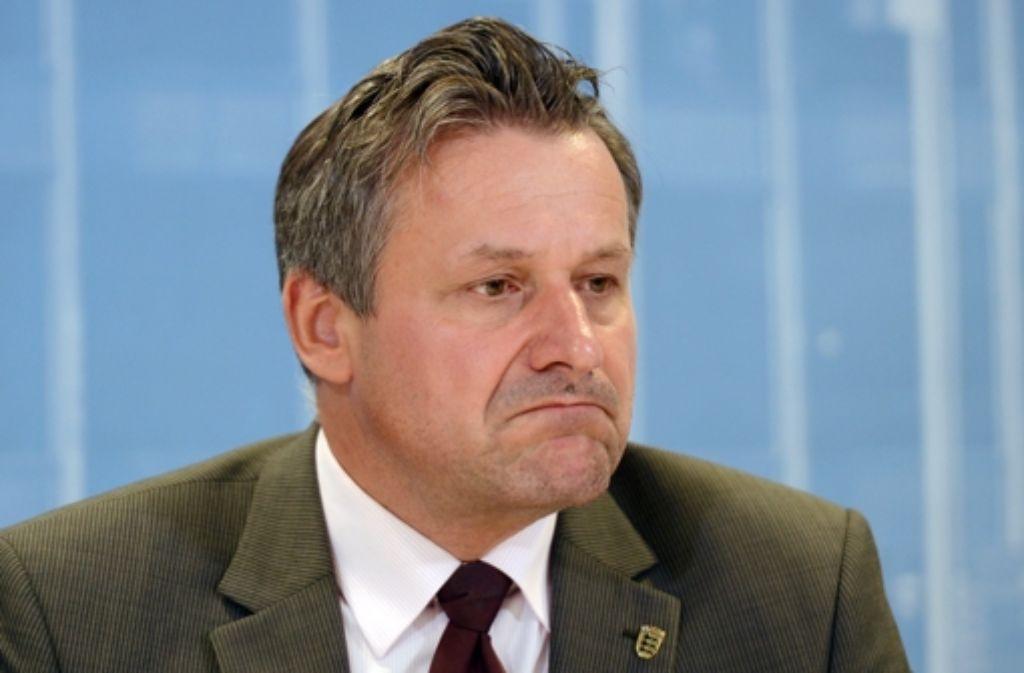 Seit 2009 führt Hans-Ulrich Rülke die FDP-Landtagsfraktion in Stuttgart, nun will er Landeschef der Liberalen werden. Foto: dpa