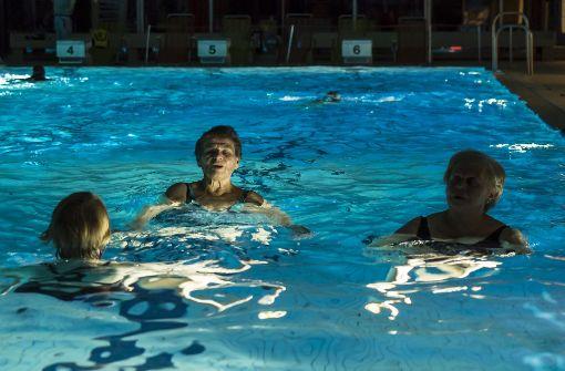 Neue Tarife in den Schwimmbädern
