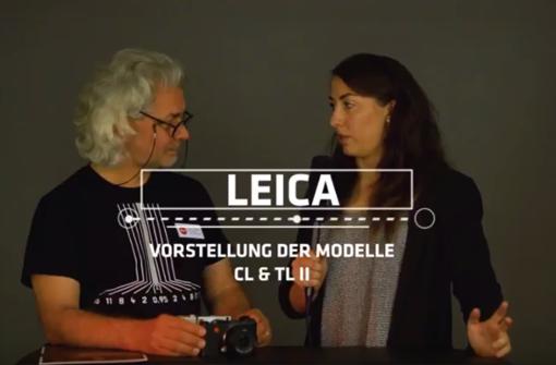 Technik News: Leica CL und TL II