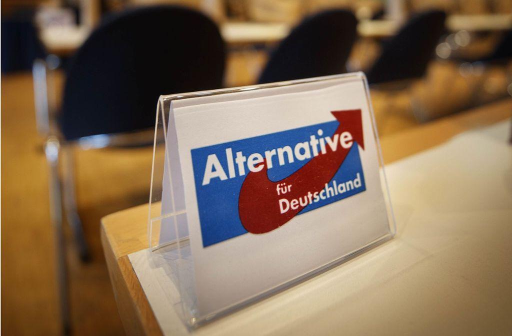 Im Rems-Murr-Kreistag sitzen mittlerweile acht AfD-Räte. Foto: Gottfried Stoppel