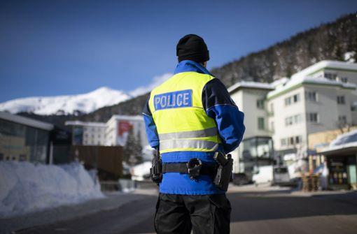 Die Weltelite setzt auf Dialog in Davos