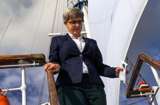 Silke Krebs berät Bosch-Stiftung