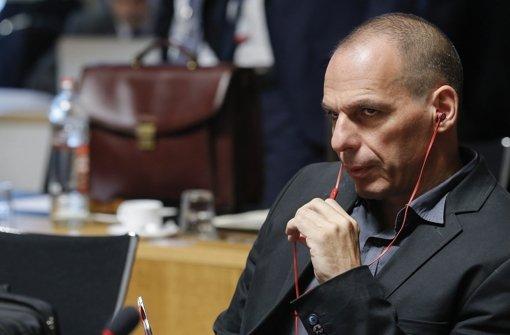 Varoufakis stimmt schrille Töne an