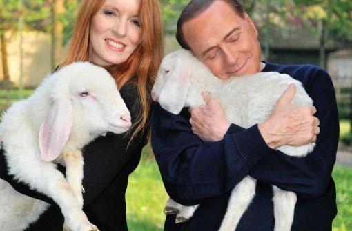 Berlusconi – unschuldig wie ein Lamm