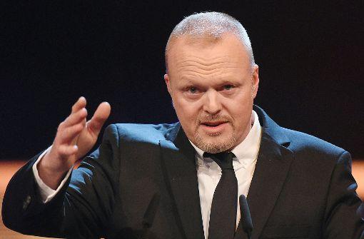 Stefan Raab plant Liveshow in Köln