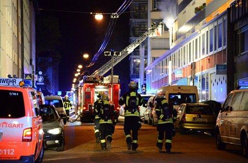 78-Jährige bei Brand in Altenheim schwer verletzt