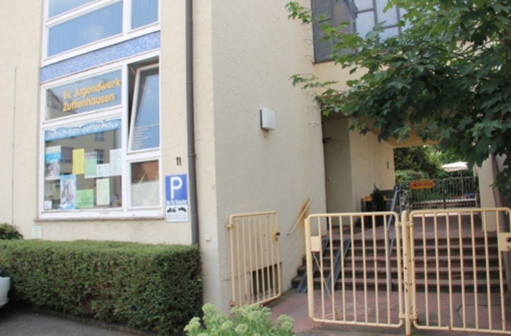 Das Dietrich-Bonhoeffer-Haus soll ein Teil des Kinderhauses werden. Foto: Torsten Ströbele
