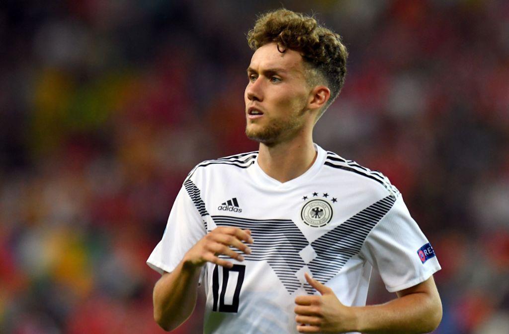Luca Waldschmidt ist der zweite deutsche Torschützenkönig bei einer U21-EM. Foto: Getty Images