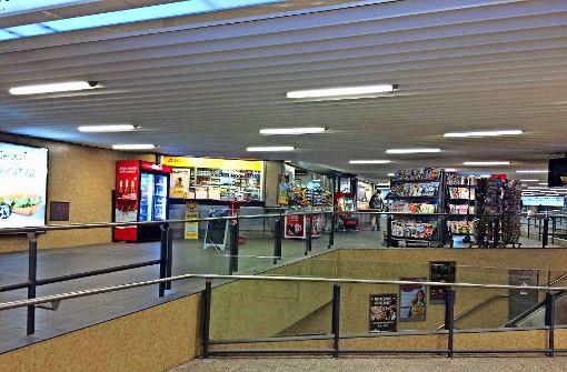 Baustelle bedroht die Existenz von Kiosken