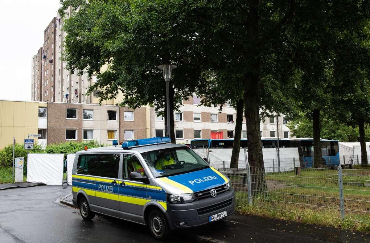 In Göttingen ist es erneut zu einem Corona-Ausbruch gekommen. (Archivbild) Foto: dpa/Swen Pförtner
