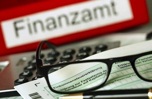 Verfahren gegen Steuerbescheide nehmen zu