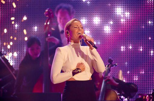 Helene Fischer feiert Rückkehr auf die große TV-Bühne