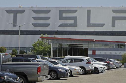 US-Elektroautobauer  trotzt Corona -  mehr Auslieferungen als erwartet