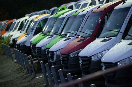 Wie geht es in den Daimler-Werken weiter?