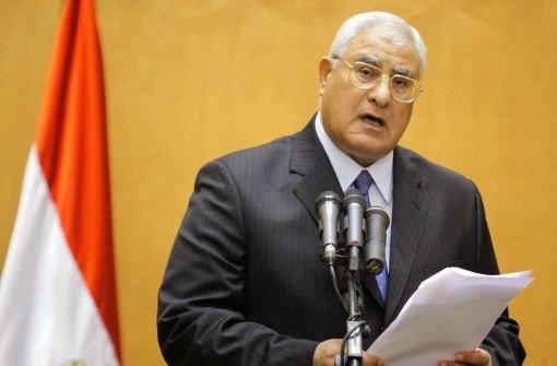 Ägypten steht vor einer ungewissen Zukunft