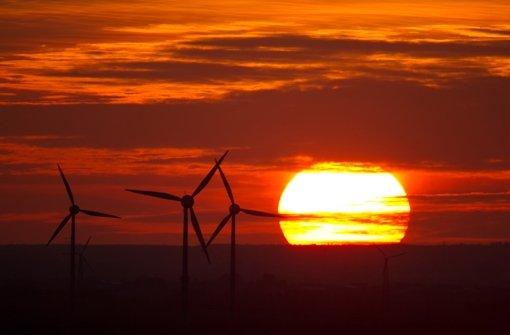 Die deutsche Ökostromförderung sorgt weiter für Streit mit der EU. Foto: dpa