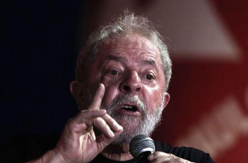 Brasilianer sind von Lula und der Politik entäuscht