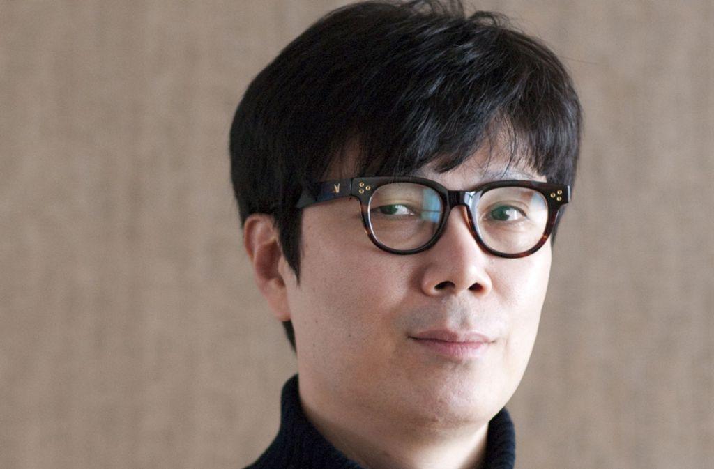 Der Südkoreaner Young-ha Kim hat einen faszinierenden Thriller geschrieben. Foto: Eunsoo Chang