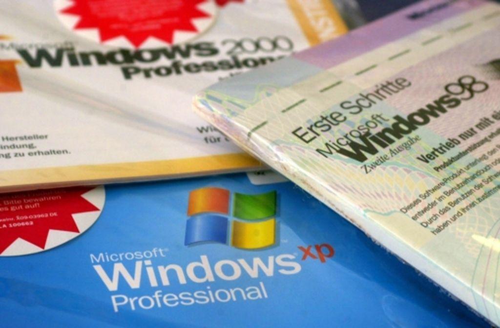 Das Betriebssystem Windows XP ist inzwischen fast 13 Jahre alt – und noch immer auf rund 30 Prozent aller Computer zu finden. Foto: dpa