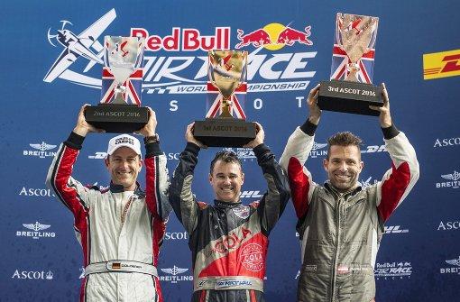 Red-Bull-Pilot Hannes Arch bei Hubschrauberabsturz gestorben
