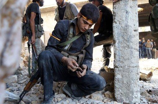 In Aleppo entscheidet sich Syriens Schicksal