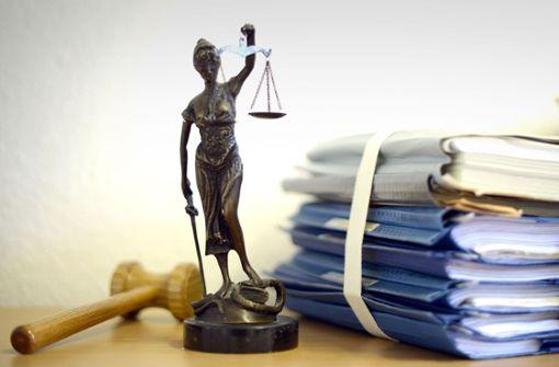 Plagegeister der Gerichtsbarkeit