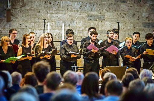 Ein besonderer Chor präsentiert musikalische Vielfalt