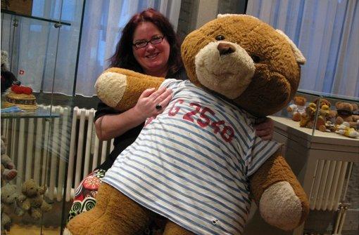 Ein Gnadenhof für Teddys